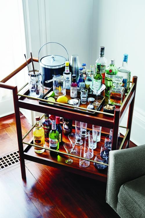 4 Steps to Creating the Best Home Bar