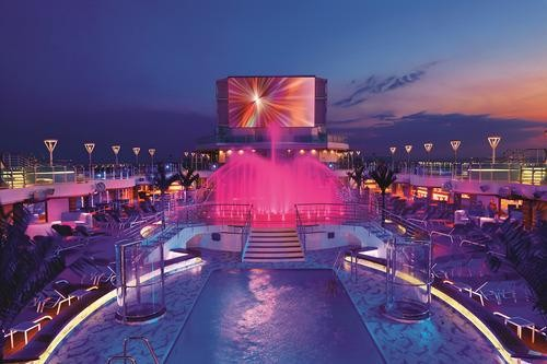 8 Cruise-Ship Pools that Make You Say Wow