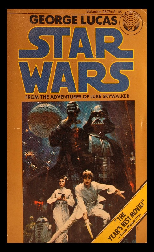 What Does the Future Look Like for Movie Novelizations?