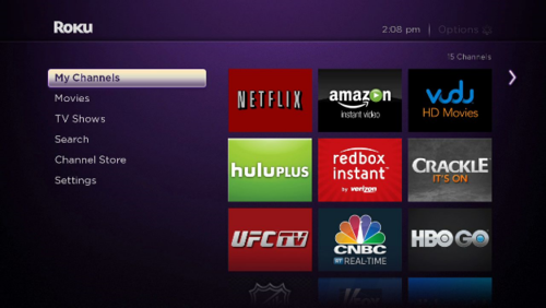 Roku chromecast for 126 incorrect key file for table