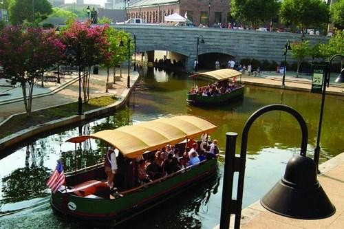 Go with the Flow: A Revamped River in Richmond