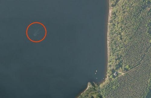 Loch Ness Monster Hunter Claims to Have Spotted Mythical Beast in Apple Maps