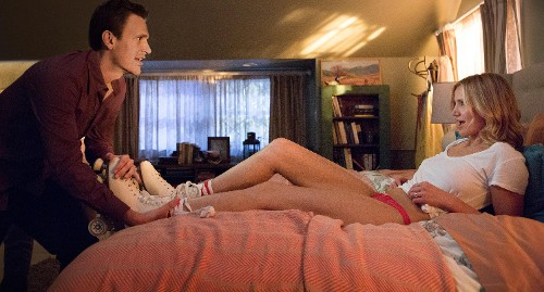 Cameron Diaz Is Ready to Roll in the First Clip From 'Sex Tape'