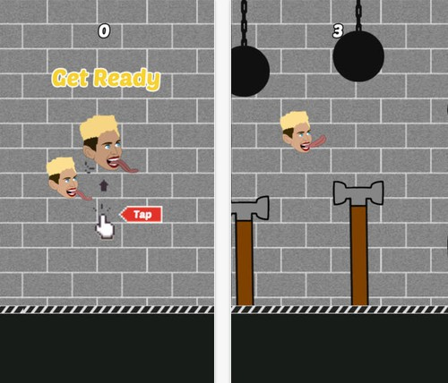 'Flying Cyrus,' a Flappy Bird Knockoff Starring Miley Cyrus, Is the No. 1 App for iPhone