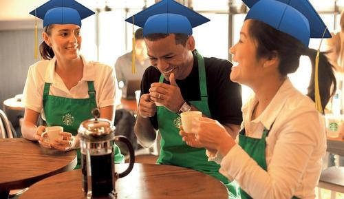 "Baristas, Here's What You Could Study at ""Starbucks U"""