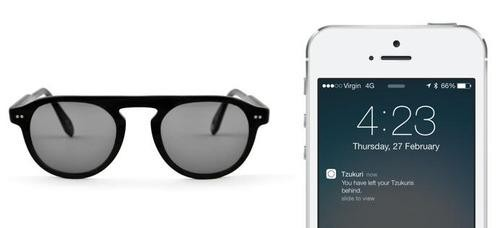 These Sunglasses Will Text You When You Leave Them Behind