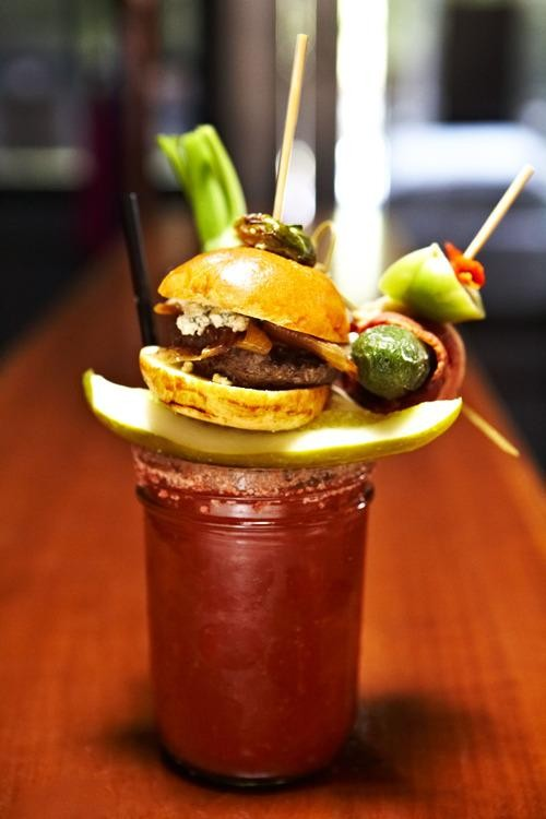 WATCH: The Wildest Bloody Mary You've Ever Seen
