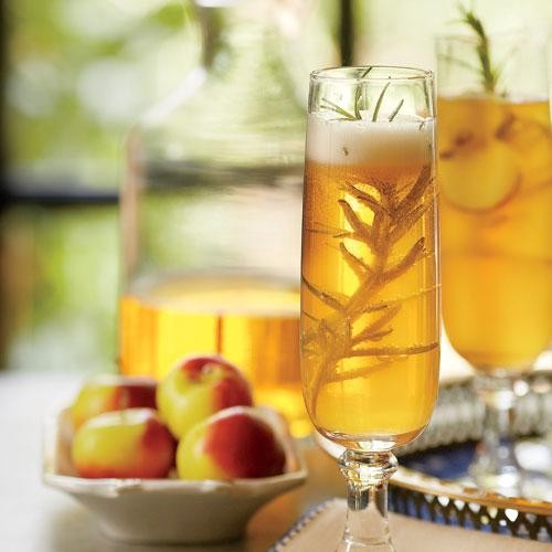 The French 75 Gets the Southern Treatment