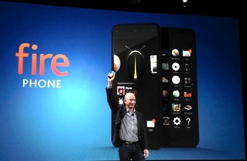 Amazon Launches the Fire Phone, Its First Smartphone