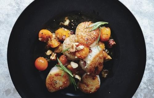 Scallops a Whole New Way