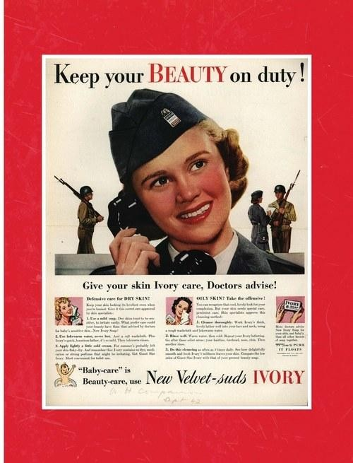 Beauty As Duty? That Really Happened