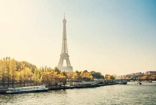 Toast to the Eiffel Tower's Birthday with Lillet