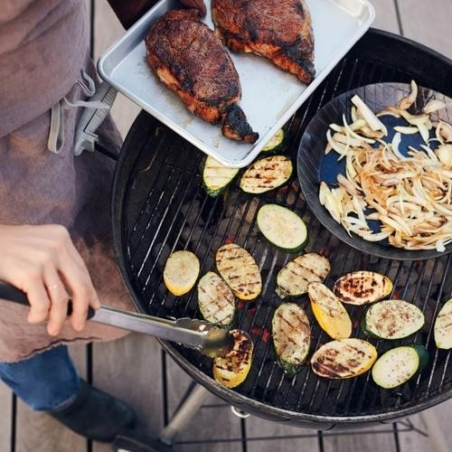Cook a Whole Meal (Plus Dessert) on the Grill!