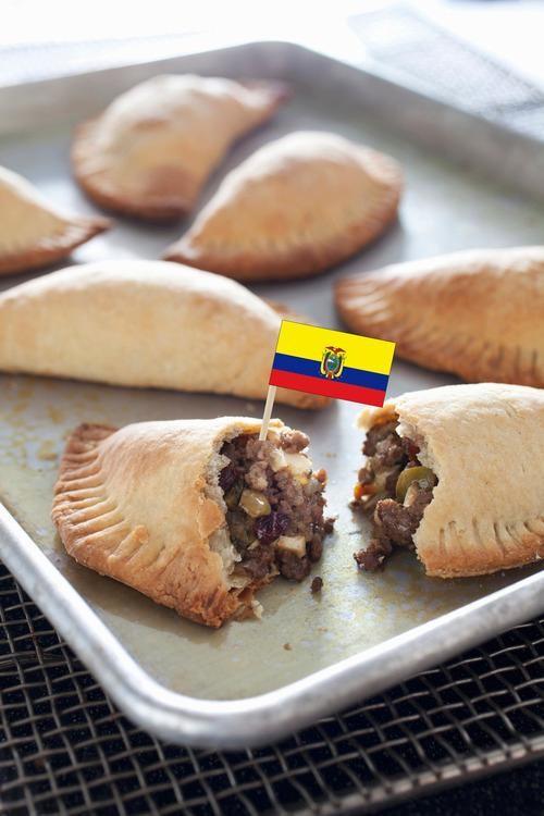 World Cup Party: Viva Ecuador!