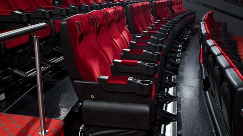 Average Movie Ticket Prices Rise for Second Quarter