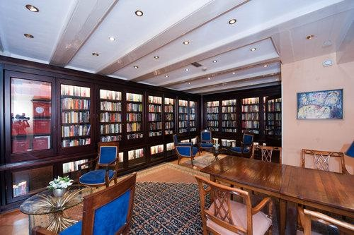 Never Leave Your Room with These Hotels for Book Lovers