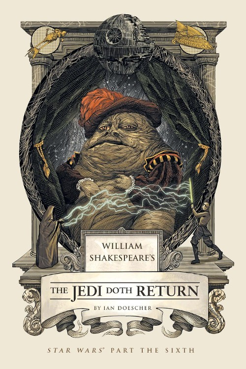 'The Jedi Doth Return' Trailer Completes Shakespeare's 'Star Wars' Saga