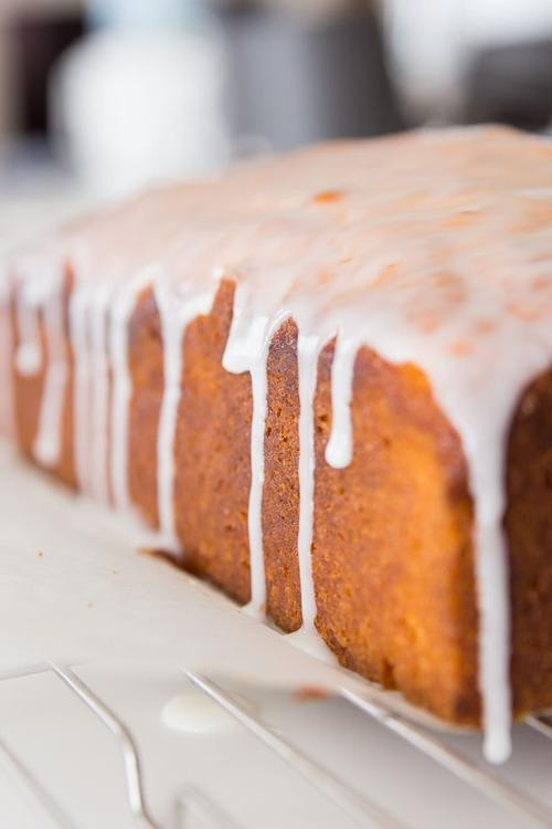 What We Wish We'd Had for Breakfast: Meyer Lemon Cake