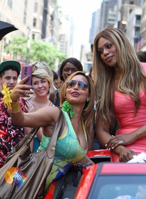 Watch: Yahoo Travel Hit the Gay Pride Parade in NYC