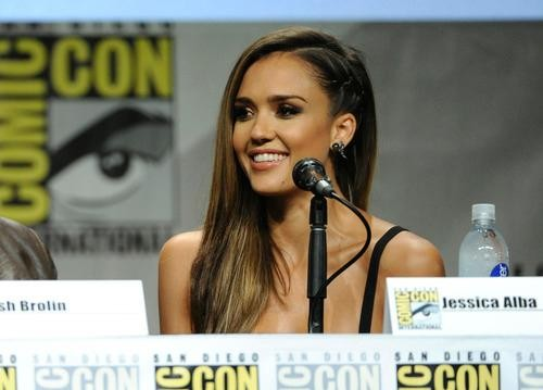 'Sin City' Sequel Panel: Jessica Alba Didn't Make a Lot of Friends on Set