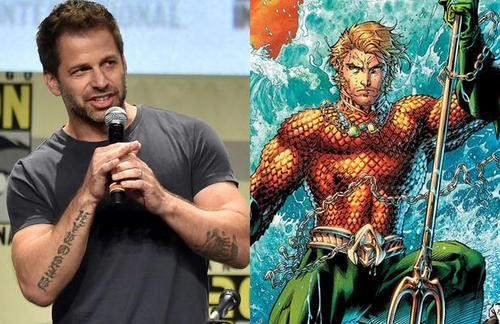 'Batman v Superman' Director Zack Snyder Calls Into Detroit Radio Show to Defend Aquaman