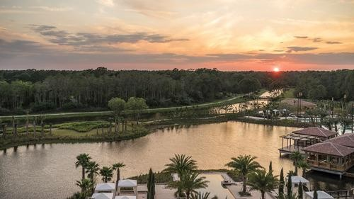 Finally! Four Seasons Opens at Disney World