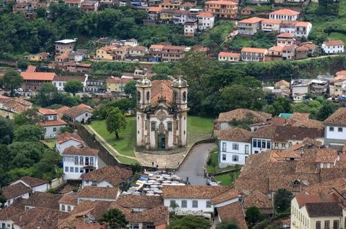 Ouro Preto: Step Into a Time Warp at Brazil's First World Heritage Site