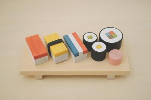 Yes! Build-Your-Own Sushi Blocks