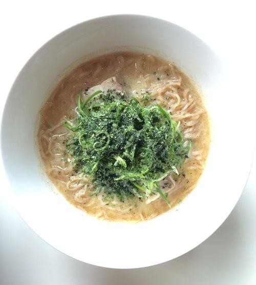 The Best Summer Ramen Is Cold, Cold, Cold
