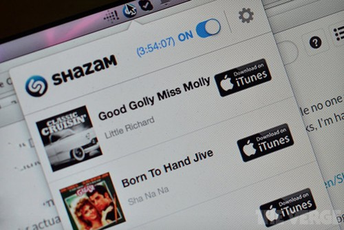 You Can Now Shazam from Your Mac
