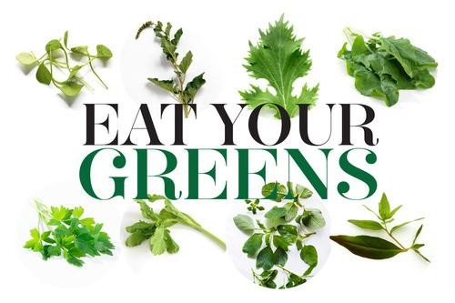 Little-Known Greens to Perk Up Your Salad Plate