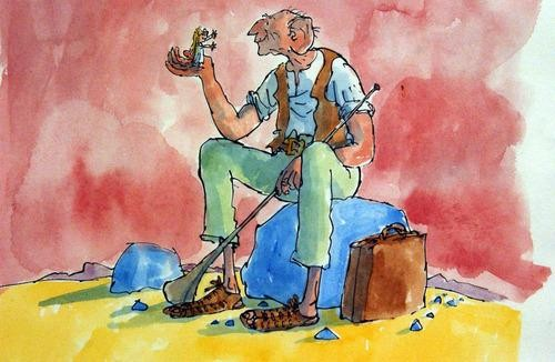 Steven Spielberg's The BFG Coming 2016