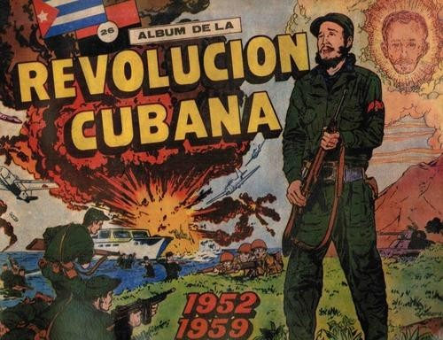 Where'd You Get That? Cuban Comic Books