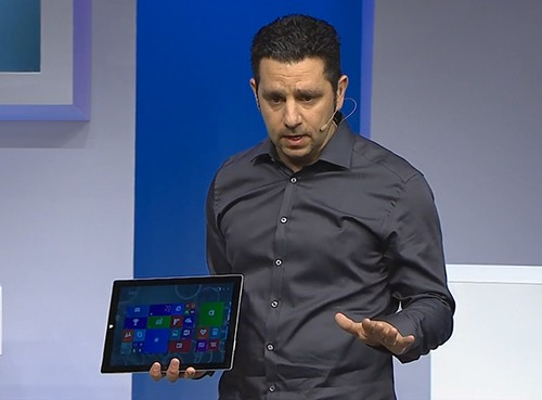 Microsoft Introduces Surface Pro 3, Pressing On in Its Attempt to Unseat the iPad