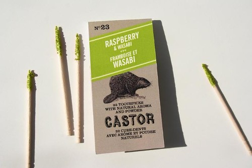 Gourmet Flavored Toothpicks, Anyone?