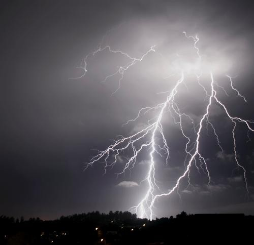 Lightning Strikes: Myth vs. Fact