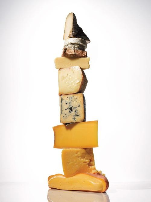 America, We've Stepped Up Our Cheese Game