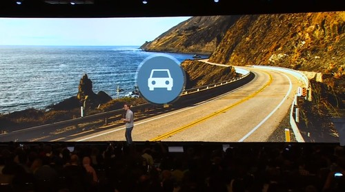Google Premieres Android Auto, Putting Your Android Phone in the Car
