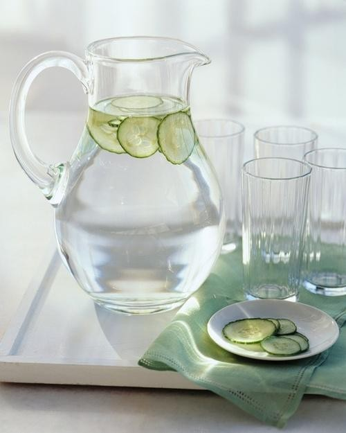 How to Drink More Water, Delightfully
