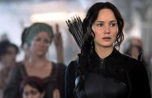 See the First Photo of Jennifer Lawrence in 'The Hunger Games: Mockingjay'