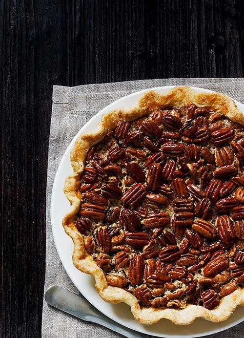 Bourbon Pecan Pie for Derby Day (or Any Day)