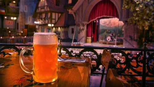 Around the World in 11 Drinks at Walt Disney World's Epcot