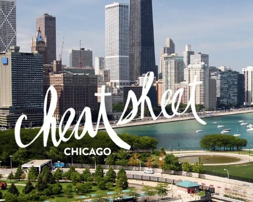 Cheat Sheet: Chicago