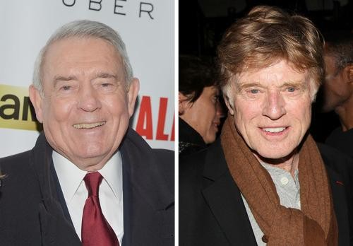 Dan Rather 'Cautiously Optimistic' About 'Rathergate' Biopic