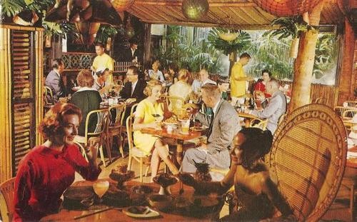 Throwback Thursday: Umbrella Tiki Drinks