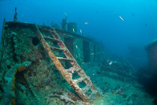 5 Awesome Shipwrecks Worth Traveling For