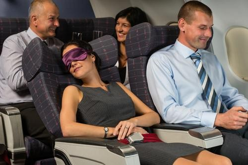Four Strategies for Staying Comfy on a Long Flight