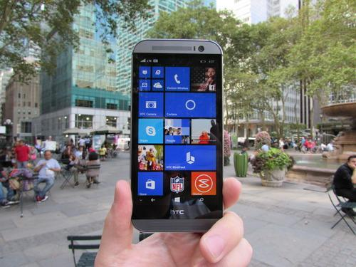 HTC One M8 for Windows: The Best Phone You Can Buy if You Don't Care About Apps