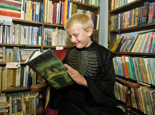 Reading Harry Potter Books Can Make Kids More Tolerant