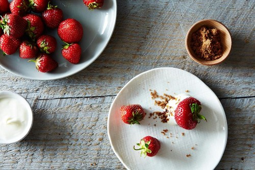 5 Ways to Love Strawberries and Cream